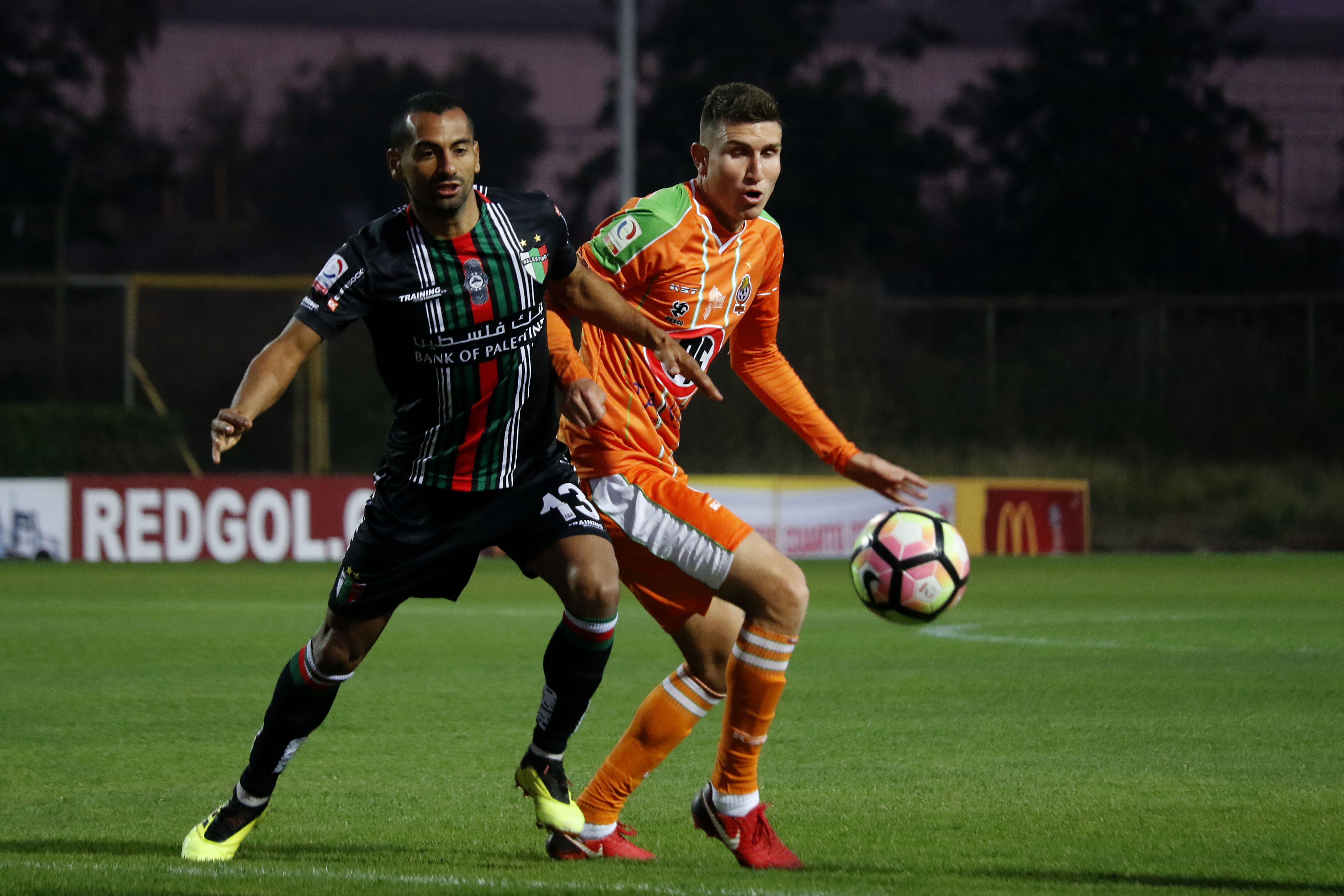 Palestino VS Cobresal – Club Deportes Cobresal