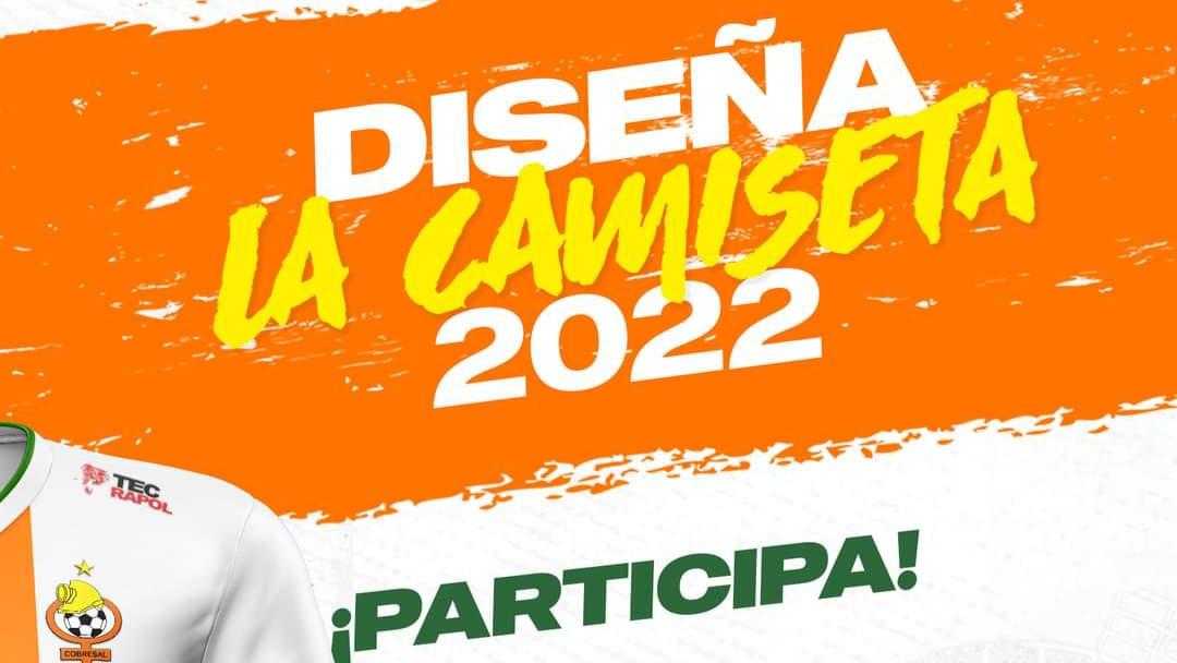 DISEÑA NUESTRA CAMISETA 2022