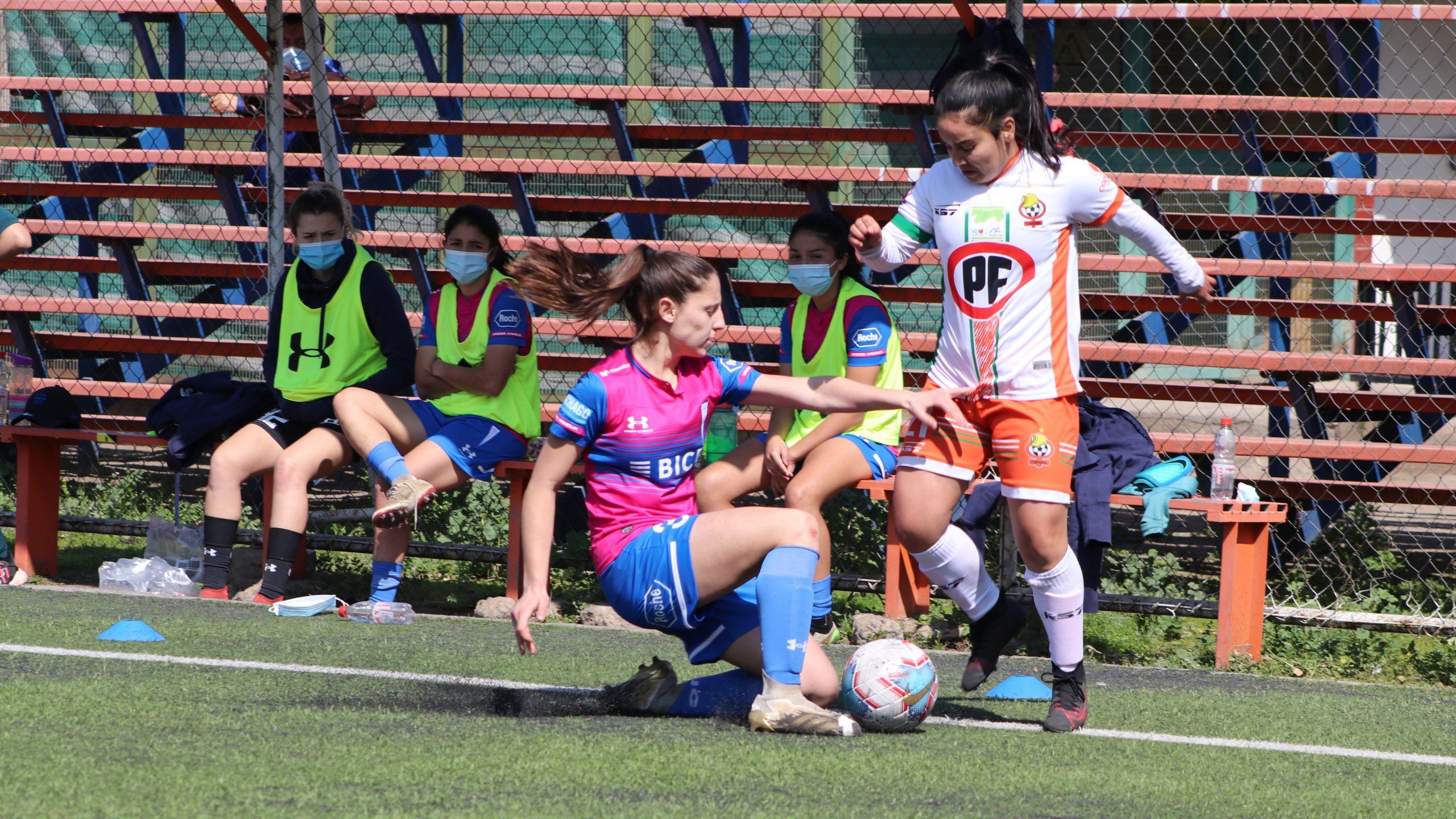 Fecha 13 Fútbol Femenino: Nuestras mineras buscaran mantener la categoría