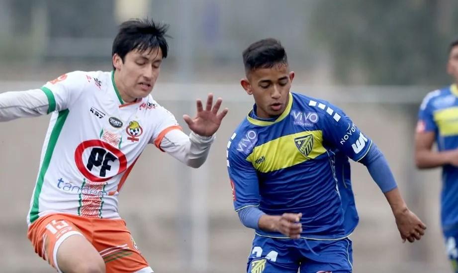 Fútbol Joven: Cobresal celebra con la sub 18 y la sub 21 se queda estancada