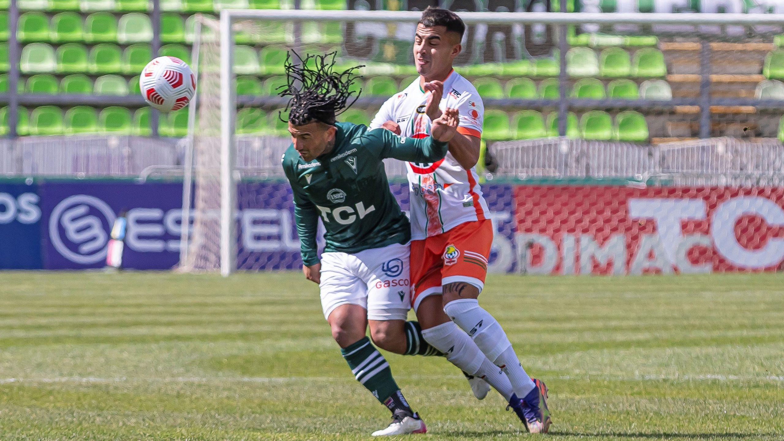 Cobresal no pudo de visita y cayó ante Santiago Wanderers en Valparaíso